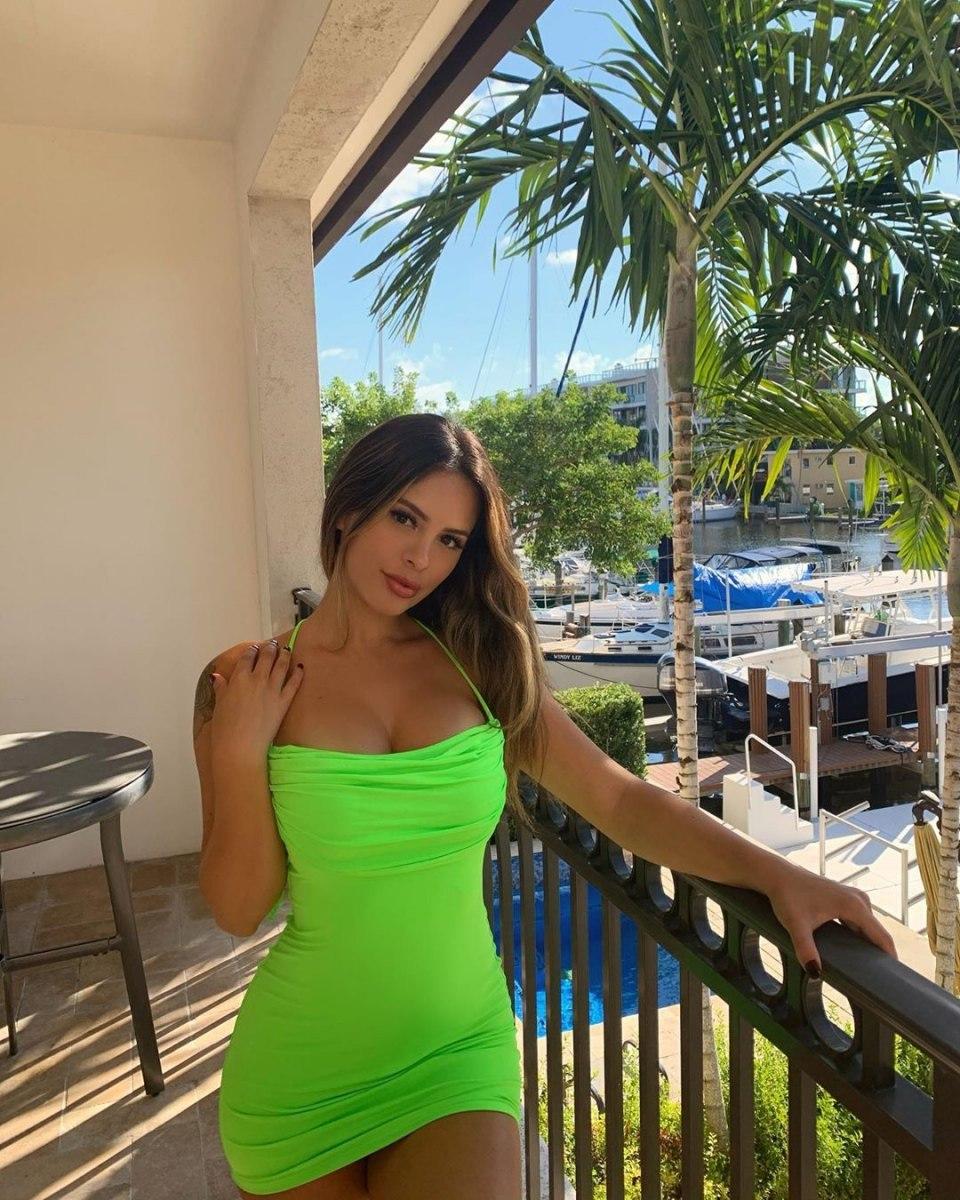 Meet IG Model Dani Lanio, Raiders Jacobs Buys Dad a House