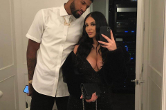 Paul Georges Baby Momma Daniela Rajic Shares a Thong Pic