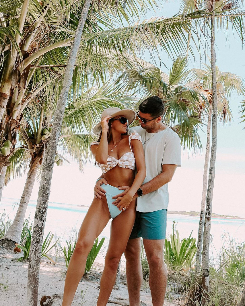 Meet Patriots Starting Quarterback Jarrett Stidham S Wife Kennedy Sports Gossip