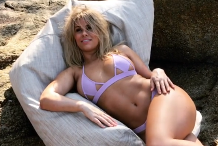 Paige Vanzant Continues her Nude Onslaught on Social Media