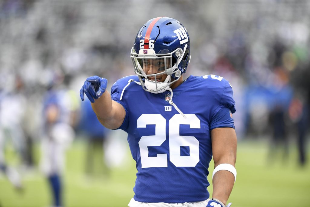 Saquon Barkley Has Been Creeping on Several Instagram Models Recently