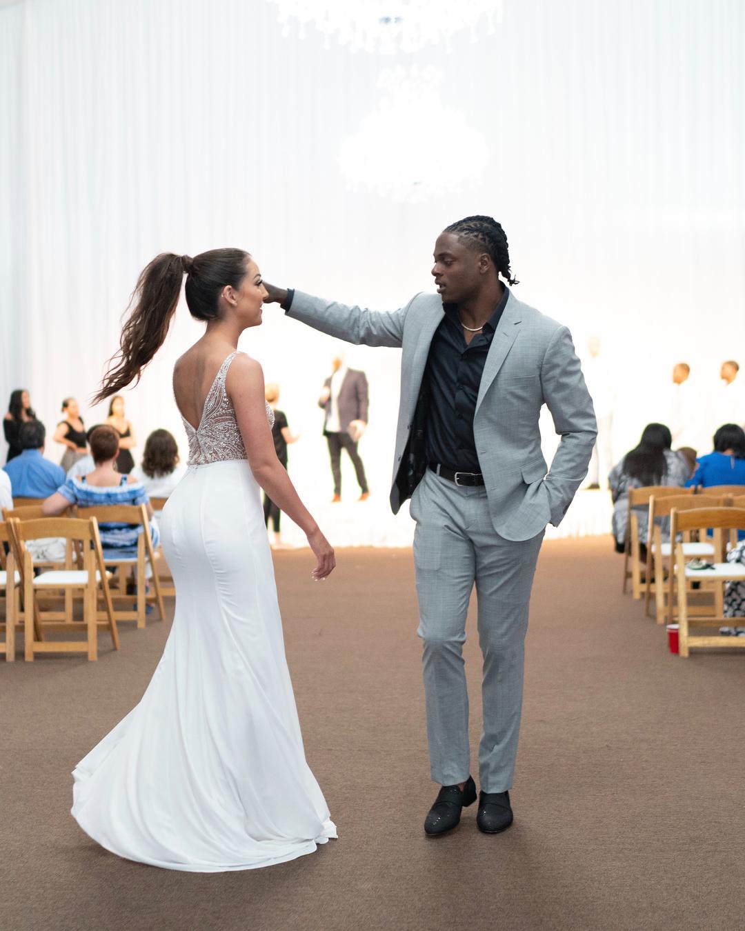 Meet Green Bay Packers Wide Receiver Davante Adams Wife Devanne Sports Gossip